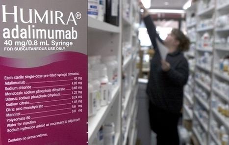 AbbVie's fight over Humira patents isn't over | Rheumatology-Rhumatologie | Scoop.it