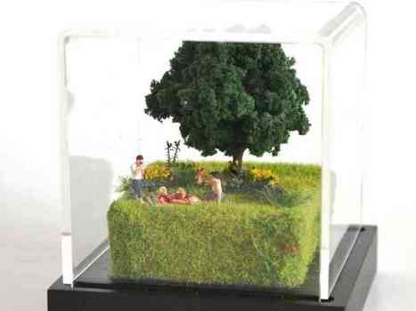 These Dioramas Are To Die For | Archivance - Miscellanées | Scoop.it