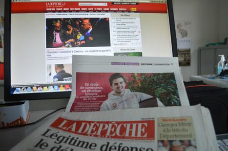 Dans une logique de diversification, La Dépêche du Midi part à la conquête des start-up | Les médias face à leur destin | Scoop.it