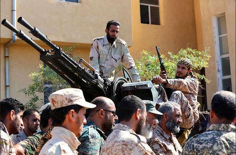 New tribal clashes hit western Libya - magharebia.com   Saif al Islam   Scoop.it