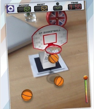 ARBasketball: Must See to Believe! | iPad in the Classroom | Scoop.it