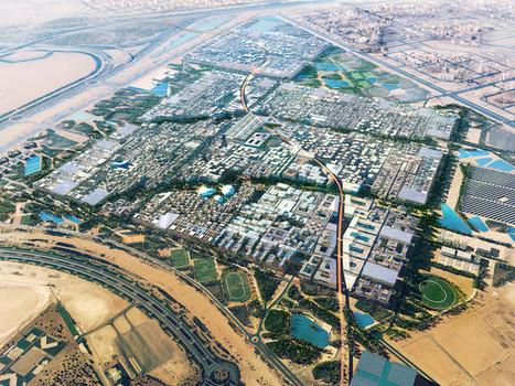 Masdar City, la ciudad del futuro que en el presente nadie visita | Nuevas Geografías | Scoop.it