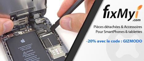 Réparez votre smartphone avec FixMyi.com   Application portable et tablette   Scoop.it
