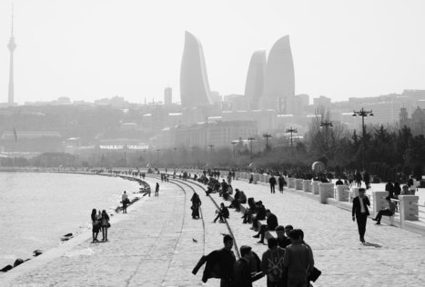 Welcome to Baku, the Fiercely Modern, Millennia-Old, Capitalist-Socialist, Filthy-Rich Capital of Azerbaijan | Geography Education | Scoop.it