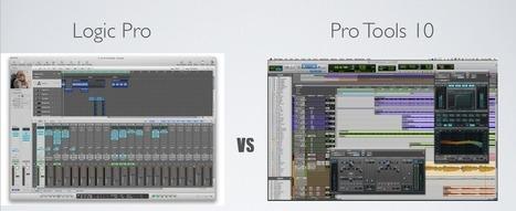 Choosing Logic Studio 10 or Pro Tools 10 | itunes | Scoop.it