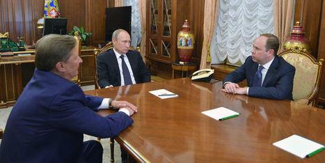 L'un des hommes les plus influents de Russie quitte le Kremlin   Géopolitiques   Scoop.it
