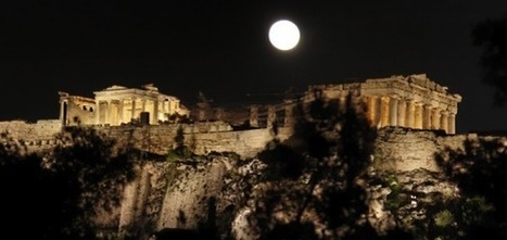 Acropolis Museum Celebrates August Full Moon with Tango | LVDVS CHIRONIS 3.0 | Scoop.it