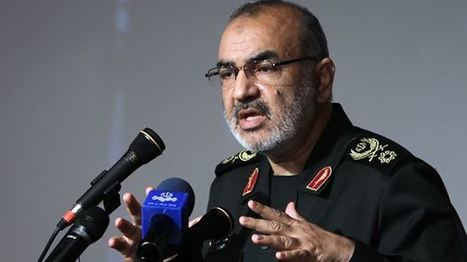 IRGC commander: US using proxy warfare because of inability to launch direct confrontation | History | Scoop.it