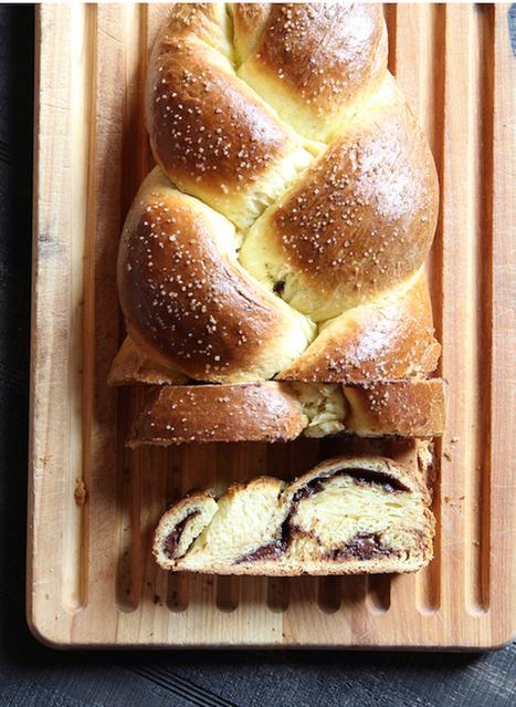 Chocolate Cinnamon Babkallah | Breads of the World | Scoop.it