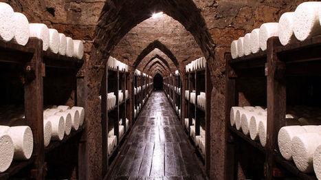 On explore le roquefort ! France Inter : On va déguster | L'info tourisme en Aveyron | Scoop.it