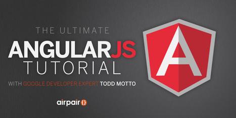 AngularJS Tutorial: a comprehensive 10,000 word guide | Mobile development , PhoneGap, angularJS, AS3 | Scoop.it