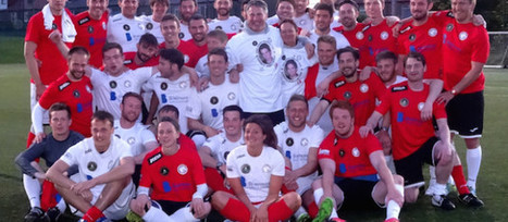 Five day football match raises over £74,000 and is new World Record | Today's Edinburgh News | Scoop.it