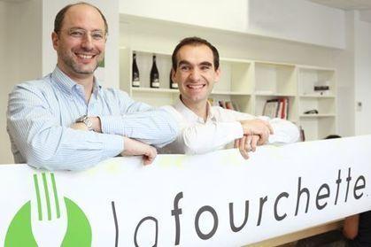 Lafourchette boucle un tour de table à 8 millions d'euros | Article YMFR | Scoop.it