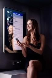 Miroir, mon beau miroir électronique | Le groupe EDF | Scoop.it