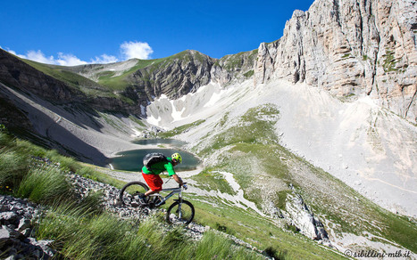 Sul Lago di Pilato in Mountain Bike | Le Marche un'altra Italia | Scoop.it