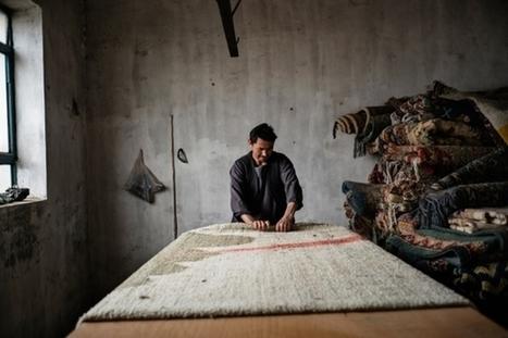 Ishkar : une plateforme pour valoriser l'artisanat des pays en guerre | EFFICYCLE | Scoop.it