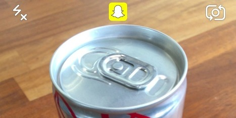 Snapchat is looking at a way to recognize objects in your snaps and serve you related ads | SportonRadio | Scoop.it