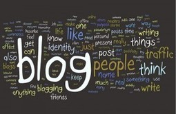 Using blogging in academic research : Social Theory Applied | Academic Blogging | Scoop.it