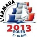 Armada de Rouen : les bateaux absents   Armada de Rouen 2013   Scoop.it