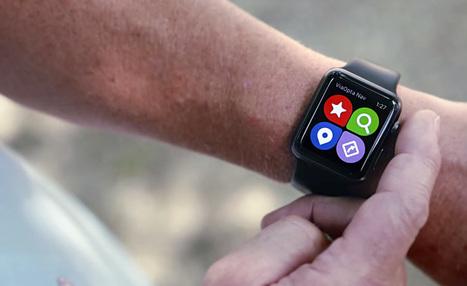 Les montres connectées peuvent guider les malvoyants   Hightech, domotique, robotique et objets connectés sur le Net   Scoop.it