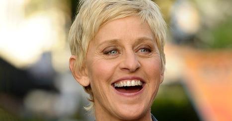 10 Ellen Quotes to Help You Love Your Laugh Lines | Inspiration | Scoop.it