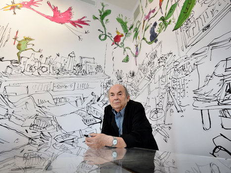 Sir Quentin Blake's new children's book a celebration of disability | Convention on the Rights of Persons with Disabilities | Scoop.it