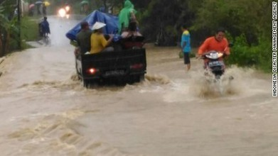 #Indonesia: #Floods, landslides kill 35 #climate | Messenger for mother Earth | Scoop.it
