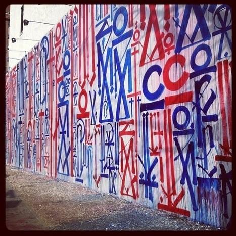 le street art de Retna, mystérieux et captivant - Strip Art le Blog | World of Street & Outdoor Arts | Scoop.it