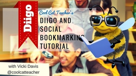 How to Use Diigo's New Outlining Tool: Social Bookmarking Made Easy @coolcatteacher | Social Web-Kompetenz in der IT-Berufsausbildung | Scoop.it