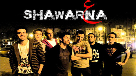 Egypte : Shaware3na « the arabic talented band » invité de Jawhara | sites favoris | Scoop.it