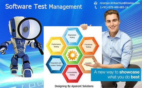 Get Effective Services For Software Test Management | kiwiqa | Scoop.it