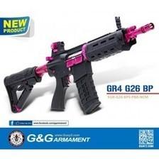G&G GR4 G26 BP BlowBack AEG Rose 289,00 € | Airsoft Rider Shop | Scoop.it