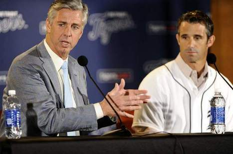 Brad Ausmus will likely heed the numbers as Tigers manager - The Detroit News   Baseball   Scoop.it