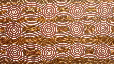 La peinture aborigène dans tous ses éclats | L'art dans toute sa splendeur | Scoop.it