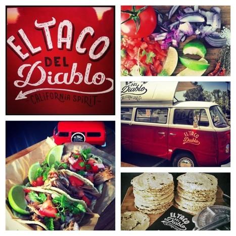 El Taco del Diablo: Le nouveau Food truck enflamme vos papilles ! | El Taco Del Diablo | Scoop.it