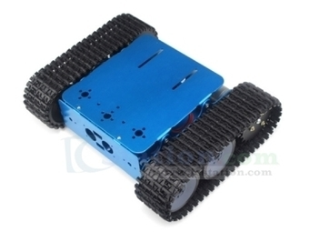 Smart Tracked Vehicle Robot DIY Kit Intelligent Control w/ Motor - Robot - Arduino, 3D Printing, Robotics, Raspberry Pi, Wearable, LED, development boardICStation | Robot & Parts | Scoop.it