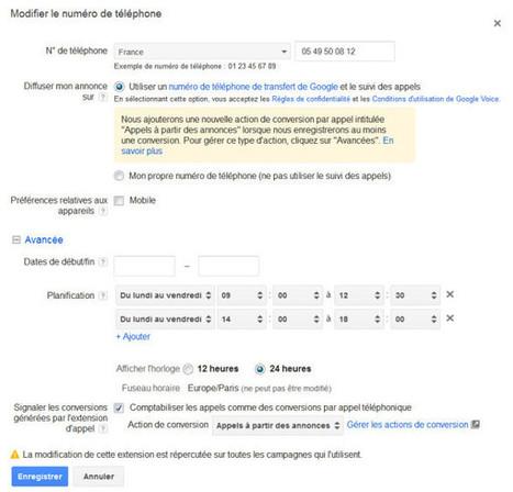 5 méthodes pour réussir une campagne Adwords pour les mobiles - Blog Internet-Formation - Poitiers (86) | Développement et webdesign | Scoop.it