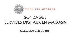 Les usages du digital en magasin / Retail Club ...   retail   Scoop.it