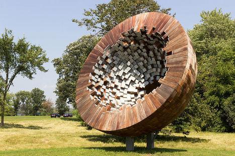 Fallen Diplomats Memorial, Ottawa | Art Installations, Sculpture, Contemporary Art | Scoop.it