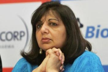 Kiran Mazumdar-Shaw urges PM Narendra Modi to cure pharma sector   U.S. - India Life Sciences Trade   Scoop.it