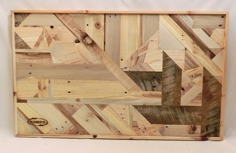 Finding the Beauty in Pallet Wood - Kamps Pallets | Manufacturing | Scoop.it