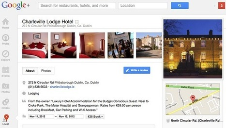 Hotel Strategy Blog by Bookassist: Google Places becomes Google+ Local and changes the Search game yet again | The Brand Strategist for Hotels | Scoop.it