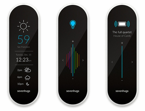 Sevenhugs Smart Remote - Video | Our Somfy markets | Scoop.it