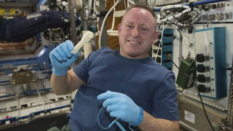 Nasa and the amazing space printer   space and aerospace   Scoop.it