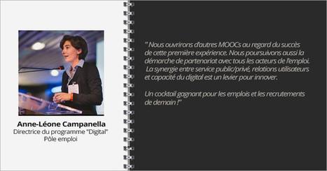 Rencontre avec Anne-Leone CAMPANELLA, directrice du programme digital Pôle emploi. | Conseiller d' orientation | Scoop.it