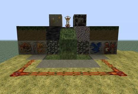 Broken Anachronism Texture Pack for Minecraft 1.6.2 | minecraft texture pack 1.6.2 | Scoop.it