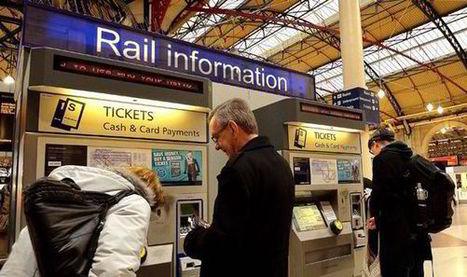 Rail against privatisation | F584 Transport | Scoop.it