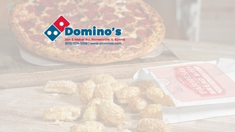 Follow us on G+ - Domino's Pizza Romeoville IL | Tax Services | Scoop.it