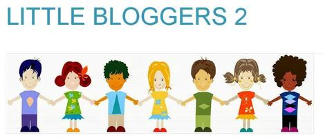 LITTLE BLOGGERS 2   Blogs in the English Classroom   Scoop.it