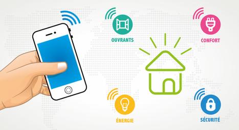 Des objets connectés pour une maison intelligente !   L'ACTU de INEUF.com   Scoop.it